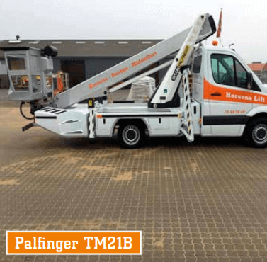 Omme trailerlift